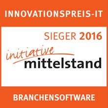 Sieger Branchensoftware 2016